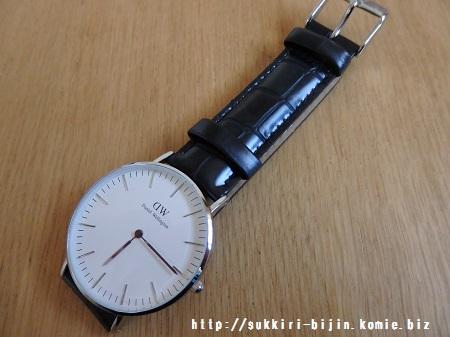 ダニエル・ウェリントン時計