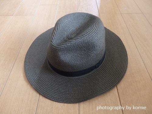 しまむら購入品帽子