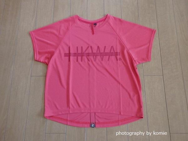 HKアスレTシャツ