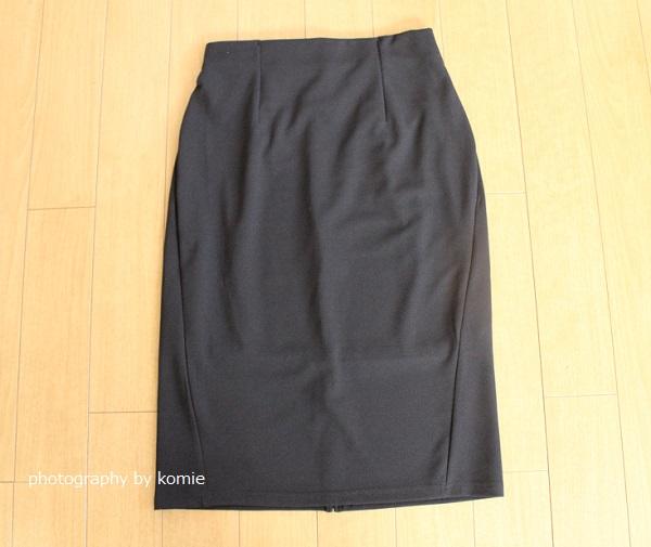しまむらタイトスカート